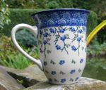 Mug, v. 450 ml, 12 cm high, Ivy, BSN J-031 Picture 3