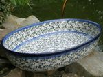Ovenproof dish, 35 x 26 x 6,5 cm, Tradition 33, BSN J-261 Picture 1