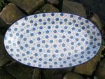 Plate, oval, 45,5 x 27 cm, Tradition 34, BSN J-324