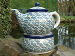 Teapot (1200 ml) & Warmer - Tradition 32, BSN J-518 Picture 1