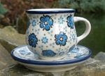 Espresso cup and saucer 70 - 80 ml - Tradition 34, BSN J-566