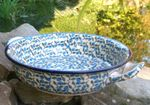 Bowl / dish with handle, Ø 20 cm, ↑5 cm, Tradition 32, BSN J-997