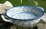 Bowl / dish with handle, Ø 20 cm, ↑5 cm, Tradition 33, BSN J-998 Picture 2