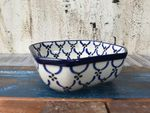 Bowl, 12,5 x 12,5 cm, 5 cm high, Tradition 25, BSN J-1358