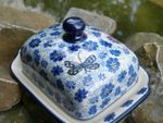 Butter dish, 250 g, Dragonfly, BSN J-1516 Picture 1