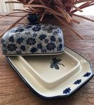Butter dish, 250 g, Dragonfly, BSN J-1516 Picture 3