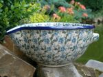 Bowl, 19,5x14 cm, Vol. 1000 ml, Summer Wind, BSN J-1583