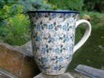 Mug, v. 450 ml, 12 cm high, Summer Wind, BSN J-1671 Picture 3