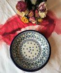 Soup plate, Ø 21,5 cm, Winter Garten, BSN J-1725