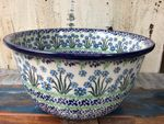 Bowl Ø 27 cm,↑13 cm, Forget me not, BSN J-1899