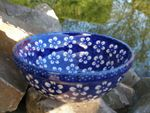 Bowl Ø14-15 cm, ↑5.5 cm, volume 300 ml, Bunzlau blue, BSN J-2331 Picture 2