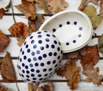 Tin as egg, 13 x 10 x 10 cm, Tradition 24, BSN J-3366 Picture 3