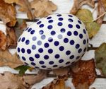 Tin as egg, 13 x 10 x 10 cm, Tradition 24, BSN J-3366 Picture 5