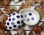Tin as egg, 13 x 10 x 10 cm, Tradition 28, BSN J-3369 Picture 3
