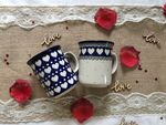 Togetherness, set of 2 Mugs without saucer, volume: 300 ml, 9,5 cm high, BSN J-4627