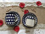 Togetherness, set of 2 Plate for mugs, BSN J-4633 Picture 6