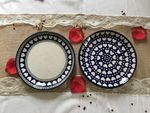 Togetherness, set of 2 Dessert plate, Ø 20 cm, BSN J-4636 Picture 2