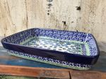 Ovenproof dish, 25 x 19 x 4 cm, Ivy, BSN J-097 Picture 2