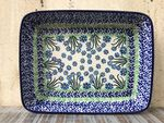 Ovenproof dish, 25 x 19 x 4 cm, Ivy, BSN J-097 Picture 1