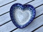 Heart baking tin, 15x14 cm, ↑4 cm, Ivy, BSN J-012 Picture 4