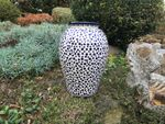 Vase, 32 cm, Crazy Dots, BSN A-0274 Picture 1