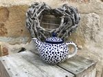 Teapot 1,2 l, Crazy Dots, BSN A-0293 Picture 1