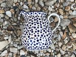 Jug, volume 1500 ml, 16 cm high, Crazy Dots, BSN A-0303