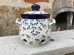 Pot à ail, 900 ml, 15 cm haut, Damselfly, BSN A-0193 Image 2