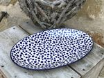 Plate, 35 x 21 cm, Crazy Dots, BSN A-0328 Picture 3