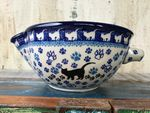 Bowl, 19,5x14 cm, Vol. 1000 ml, cat, BSN A-0073 Picture 2