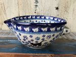 Bowl, 19,5x14 cm, Vol. 1000 ml, cat, BSN A-0073 Picture 1