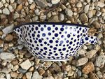 Bowl, 19,5x14 cm, Vol. 1000 ml, Crazy Dots, BSN A-0332