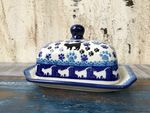 Small butterdish, 15x11x8 cm, cat, BSN A-0086 Picture 1