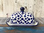 Small butterdish, 15x11x8 cm, Crazy Dots, BSN A-0346 Picture 8