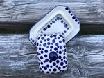 Small butterdish, 15x11x8 cm, Crazy Dots, BSN A-0346 Picture 5