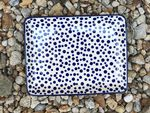 Piatto, 27 x 21 cm, Crazy Dots, BSN A-0388