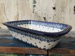Ovenproof dish, 25 x 18 x 6 cm, Royal Blue, BSN A-0688 Picture 3