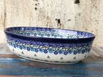 Oven dish, 21 x 13 x 4 cm, Royal Blue, BSN A-0707 Picture 3