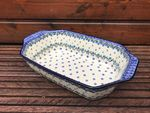 Ovenproof dish, 36 x 21,5 x 9 cm, Royal Blue, BSN A-0709 Picture 3