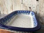 Ovenproof dish, 25 x 18 x 5 cm, Fleur Delicate, BSN A-0997 Picture 3