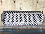 Plader, 41,5 x 14,5 cm, Polsk Keramik retter, treasure hunt, BSN A-1145