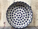 Bowl / oven dish, Ø19,5 cm, ↑4,5 cm, White Valentine, BSN R-138