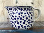 Jug, volume 700 ml, 10 cm high, Crazy Dots, BSN A-1475