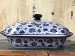 Serving dish, 26x20,↑12 cm, Dragonfly, BSN A-1454 Picture 2
