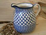 Jug, volume 1500 ml, 16 cm high, Tradition 2 - polish pottery - BSN 4793