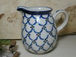 Jug, volume 1500 ml, 16 cm high, Tradition 25 - polish pottery - BSN 7702