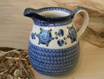 Jug, volume 2000 ml, 18 cm high, Tradition 9 - polish pottery - BSN 5033