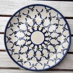 Dessert plate, Ø 20 cm, Tradition 25 - polish pottery - BSN 7563 Picture 2