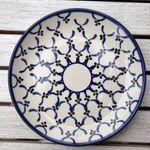 Plaat (Ontbijt cake diner) Ø20 cm - traditie 25 -Pools Aardewerk- BSN 7563 Afbeelding 2