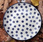 Dessert plate, Ø 20 cm, Tradition 3 - polish pottery - BSN 1644
